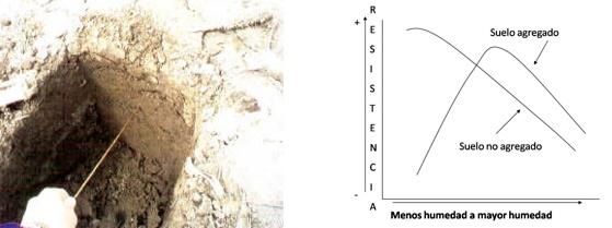Resistencia a la penetración o dureza del suelo, Ecoferti